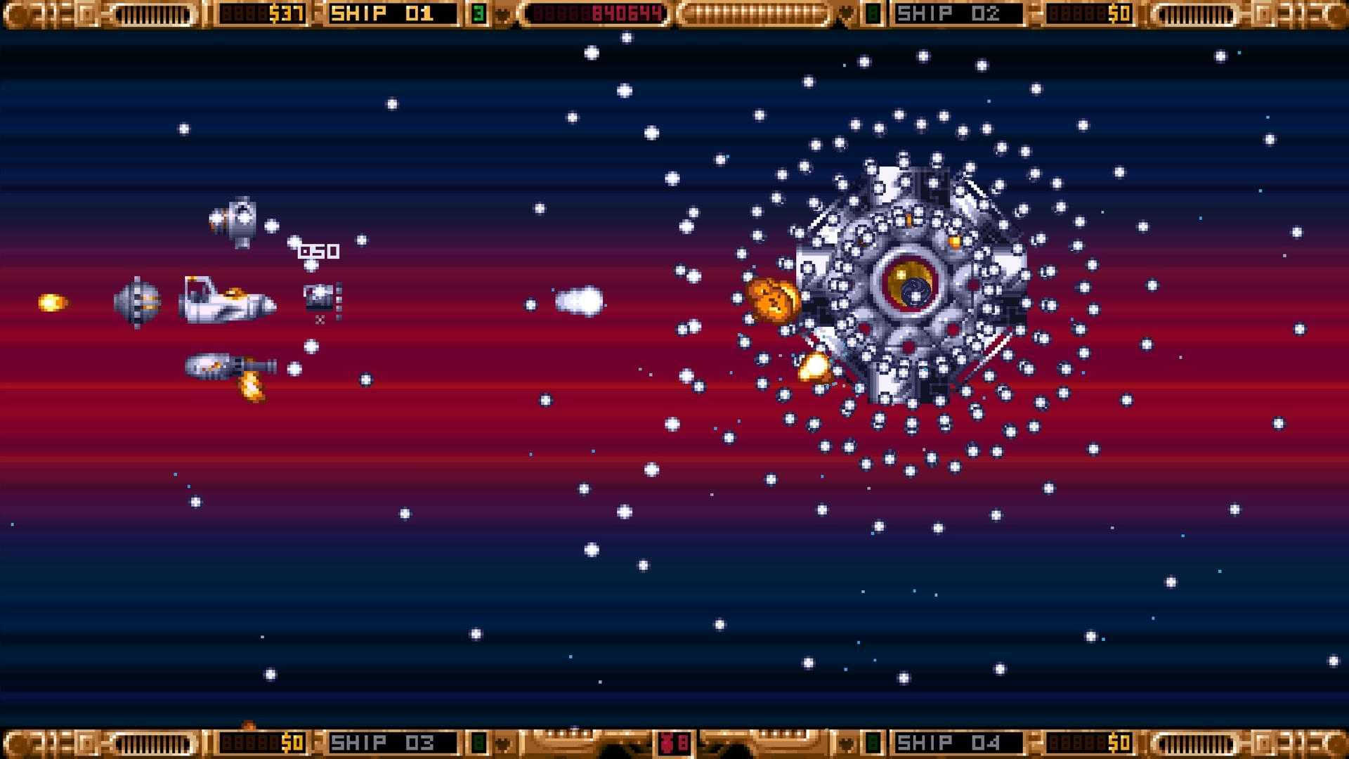 1993 Space Machine - Shenanigans