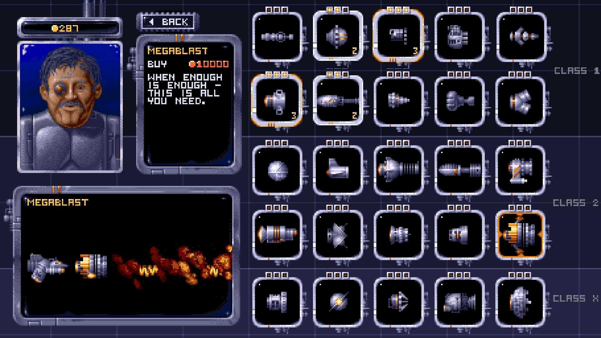 1993 Space Machine - Shop