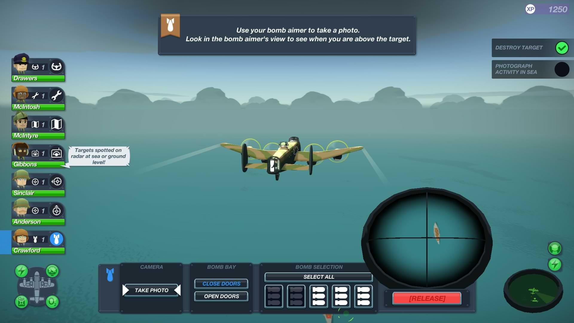 Bomber Crew - Chem Trails
