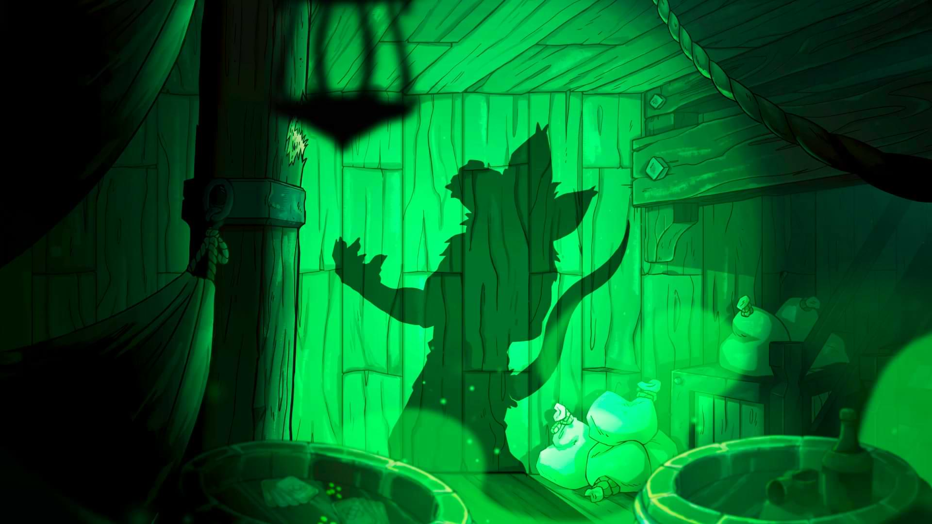 Curse of the Sea Rats out in 2021
