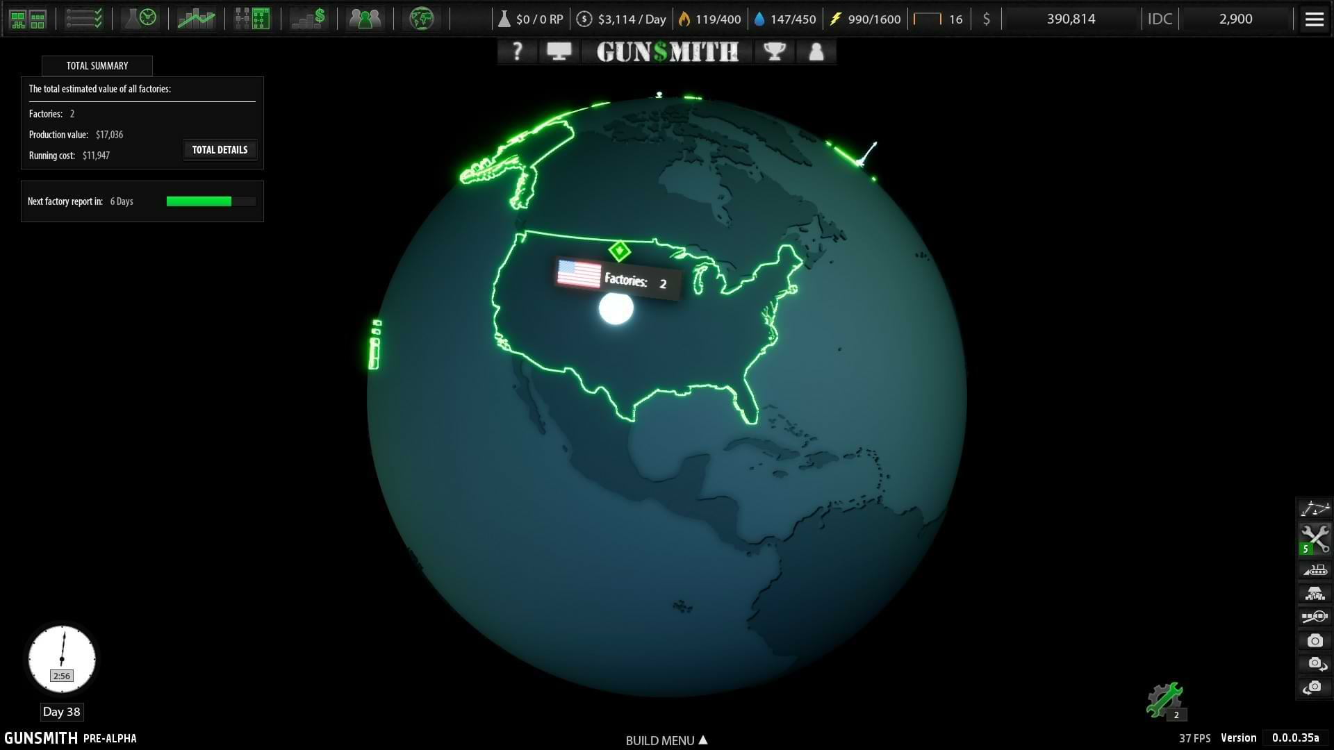 Gunsmith Early Access - Global