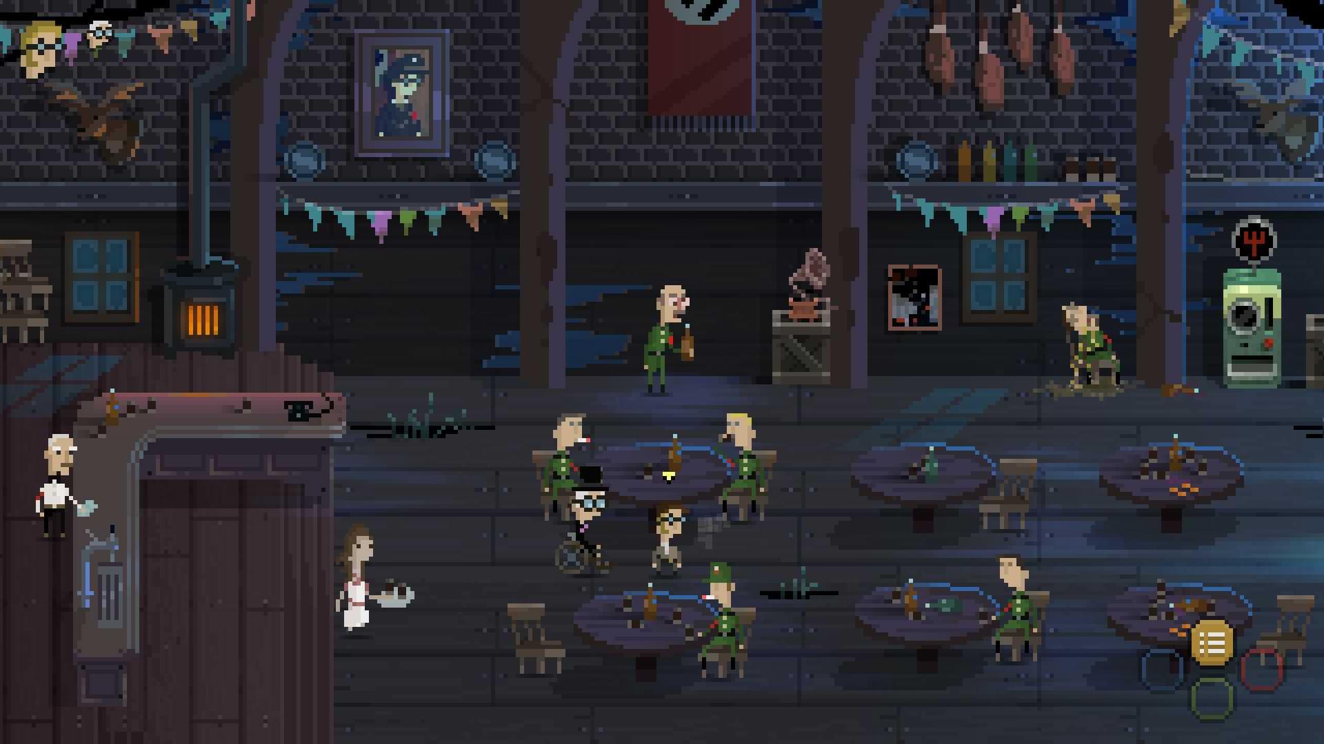 Nine Witches Family Disruption - Not Oktoberfest