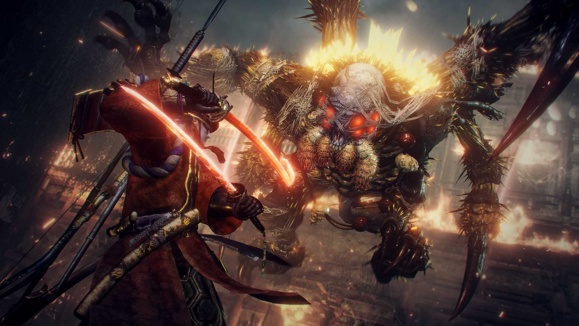 Nioh 2 Complete Edition coming February 2021