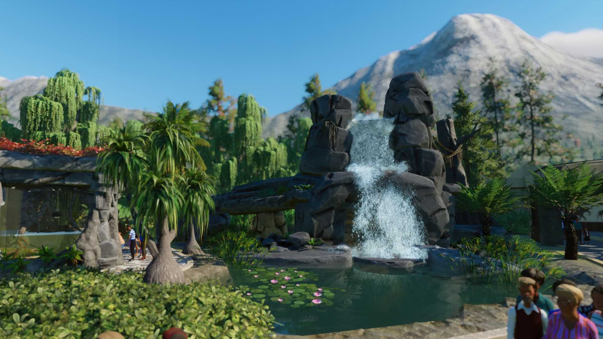 Planet Zoo Aquatic Pack - Don't go chasing