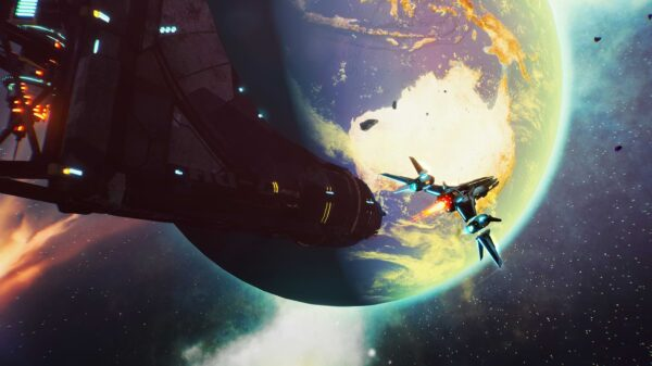 Redout Space Assault launches 2021
