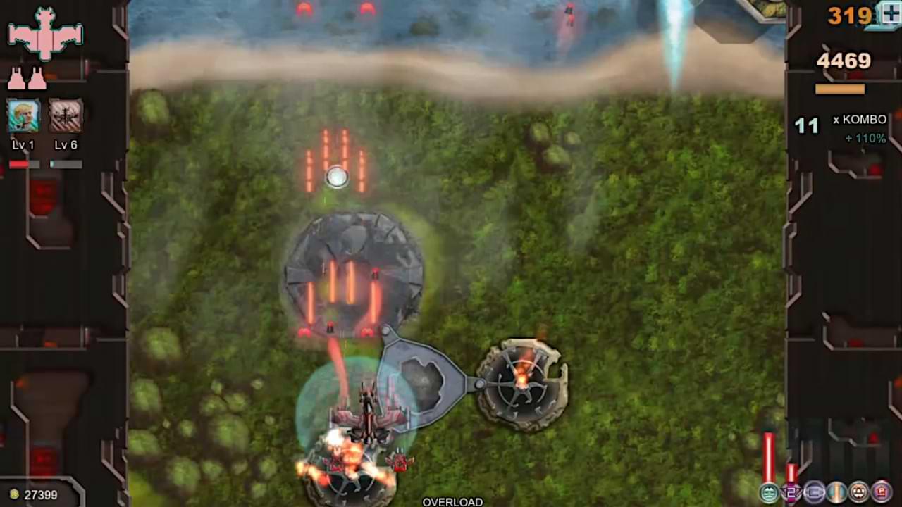 Sky Mercenaries Redux - Overload