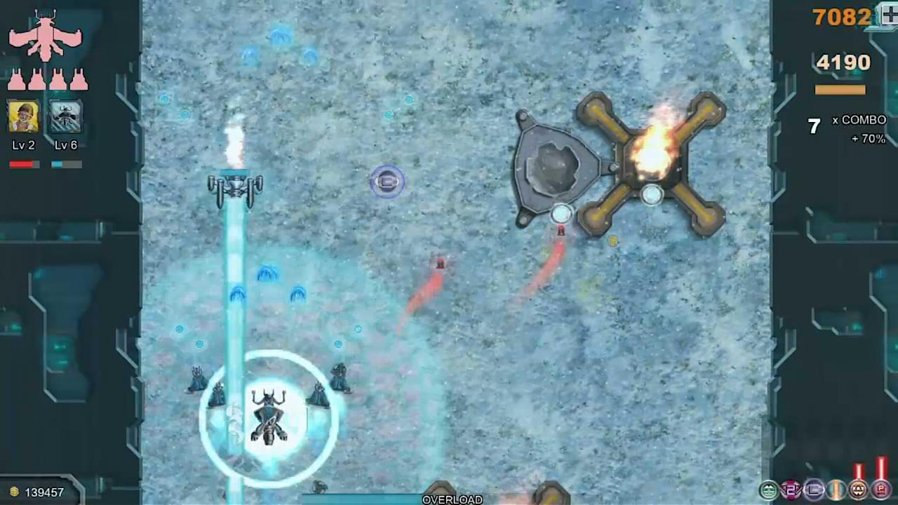 Sky Mercenaries Redux Switch Review