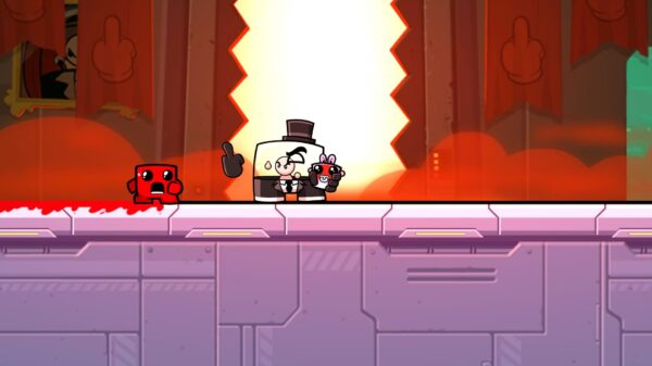 Super Meat Boy Forever Nintendo Switch Review