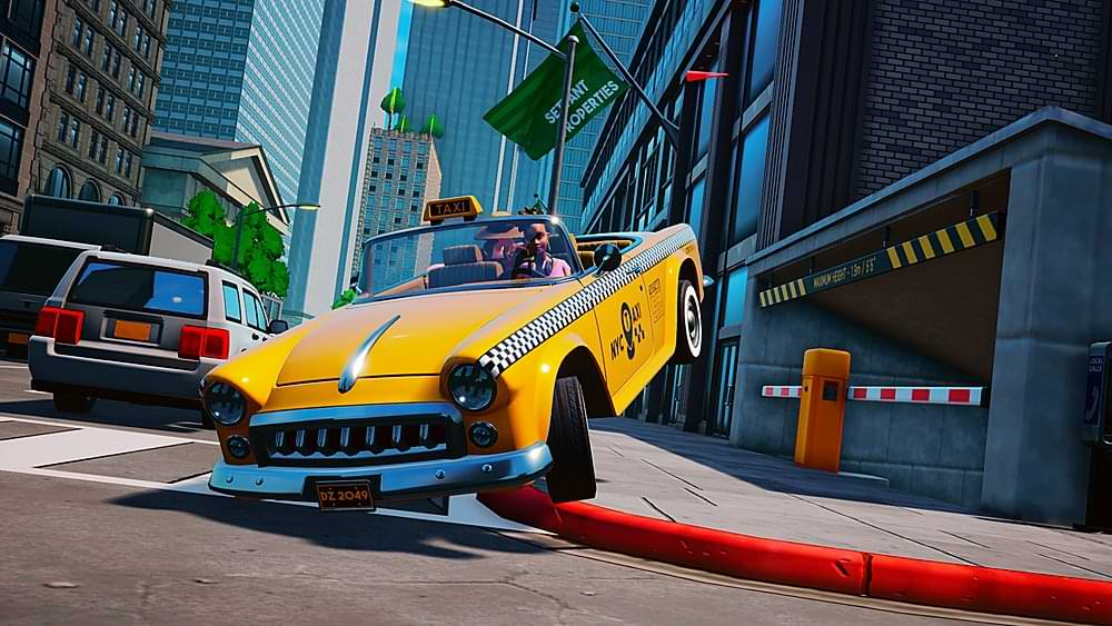 Taxi Chaos coming to consoles