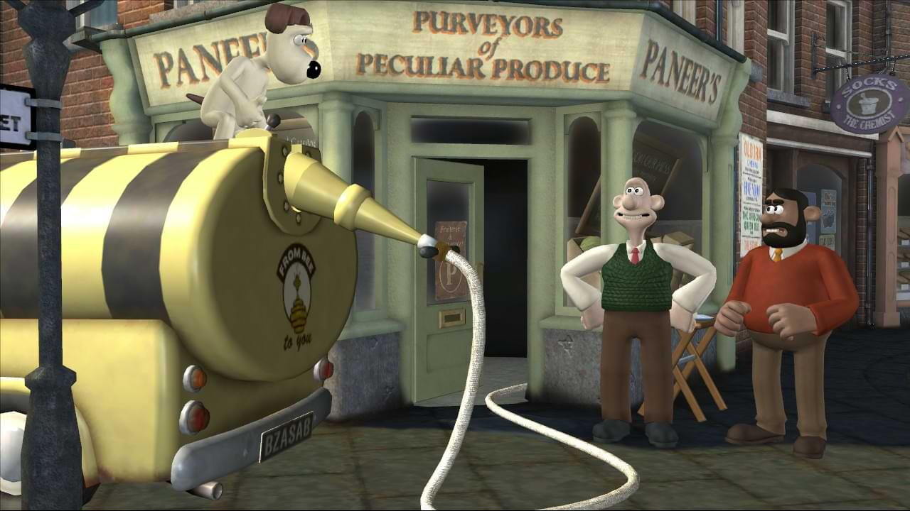 Telltale re-releases Wallace & Gromit's Grand Adventures