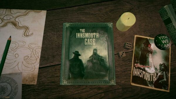 The Innsmouth Case coming to Switch
