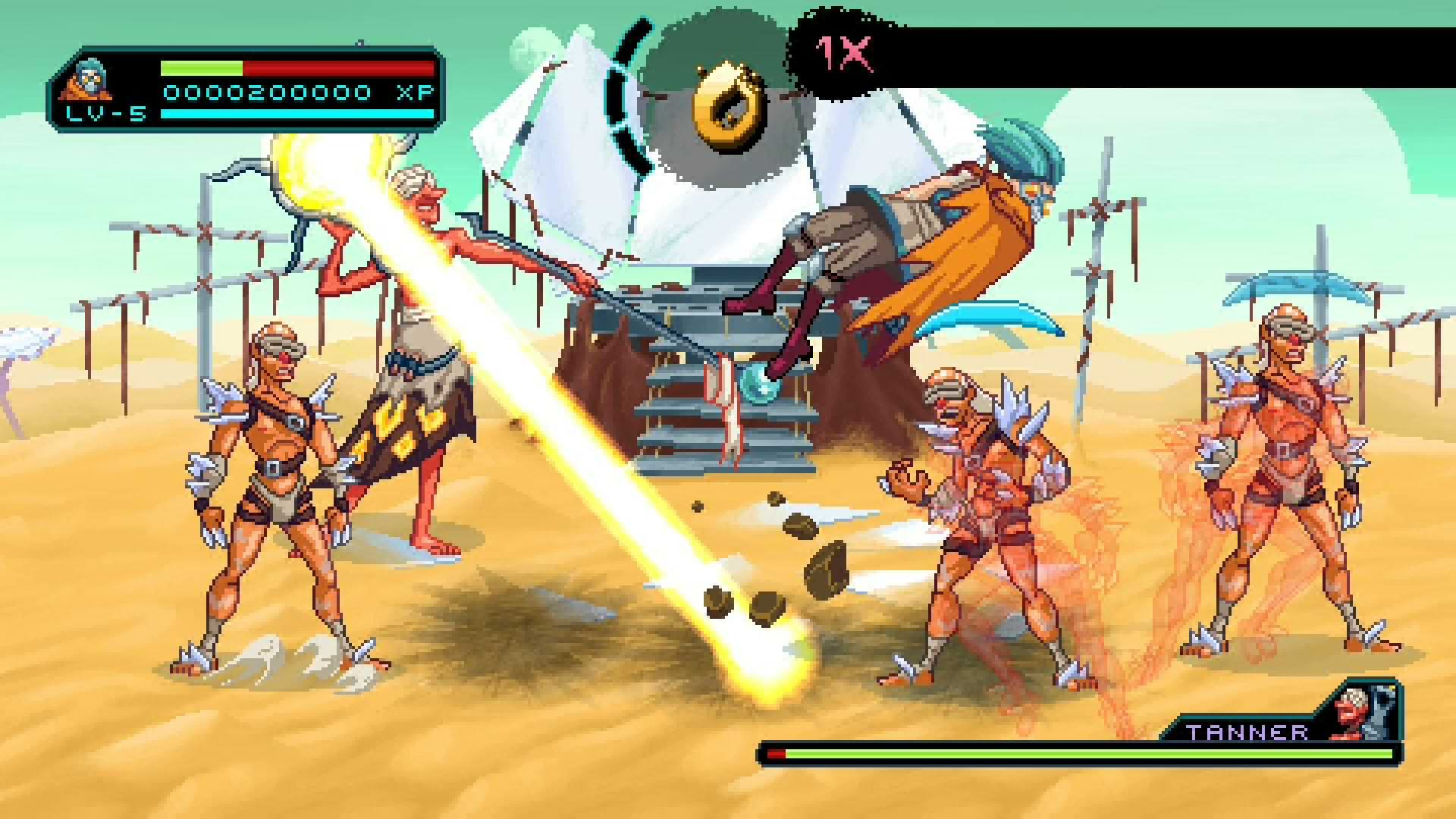 The Way of The Passive Fist - Beam