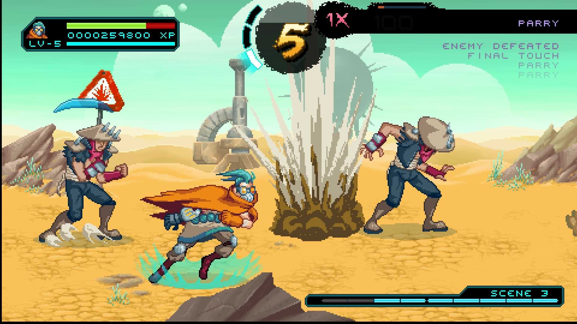 The Way of The Passive Fist - Dirt