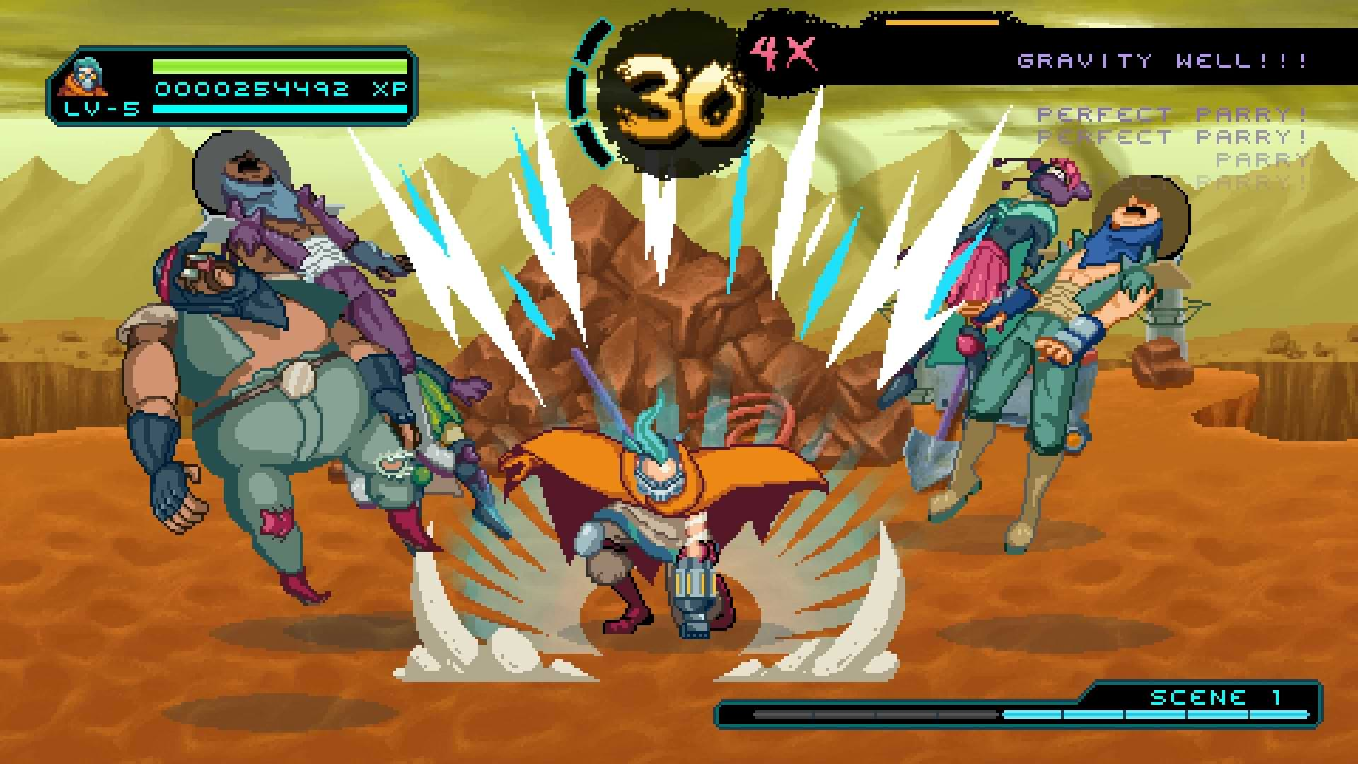 The Way of The Passive Fist - Pose