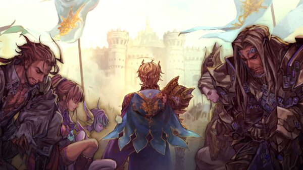 Brigandine The Legend of Runersia PS4 Review