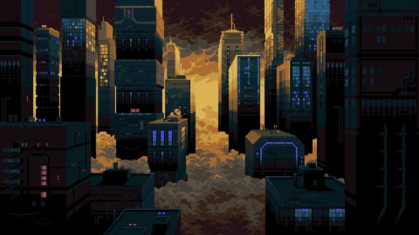 Disjunction - a cyberpunk title coming this month