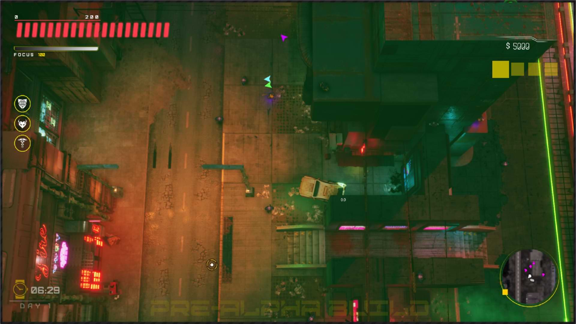 Glitchpunk demo coming to Steam