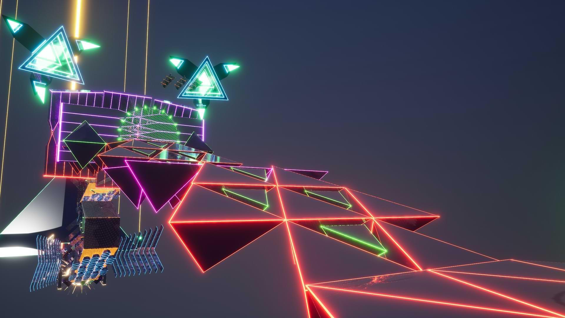 Kinetic Edge - Shapes