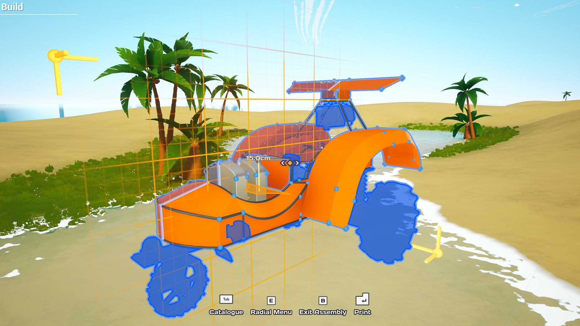 Main Assembly - Robots Assemble!