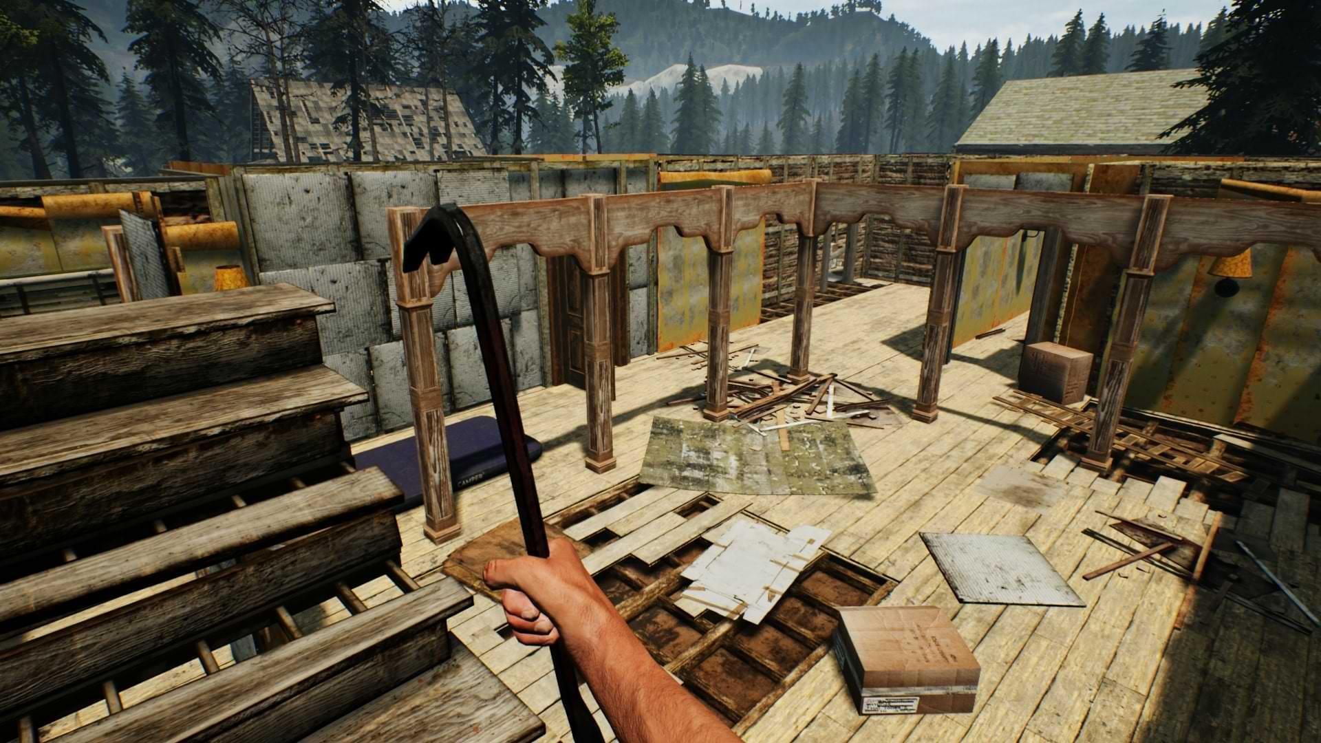 Ranch Simulator - Crowbar