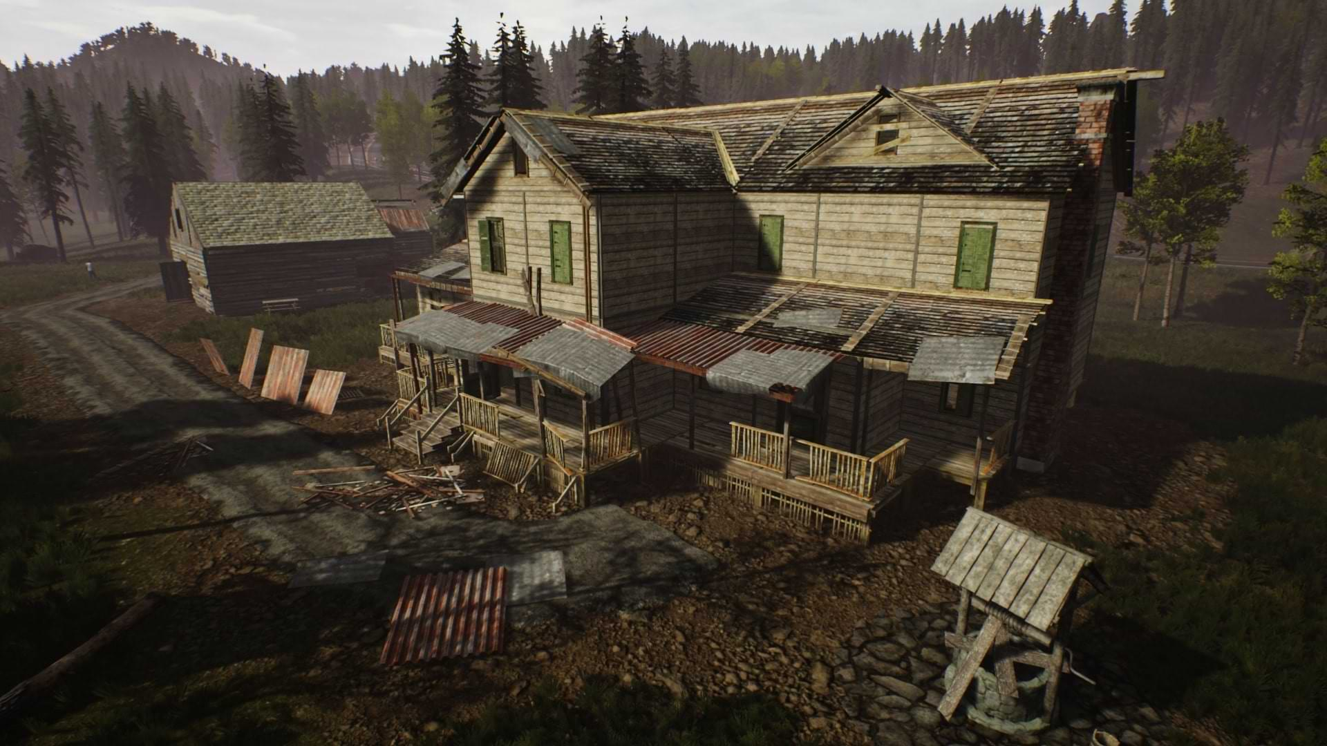 Ranch Simulator coming to Early Access