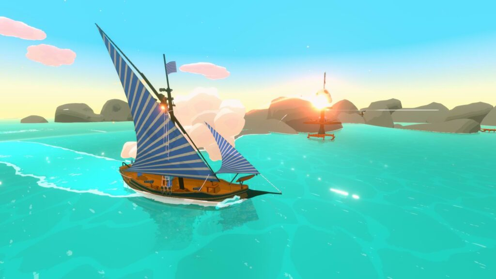 Sail Forth coming in 2021