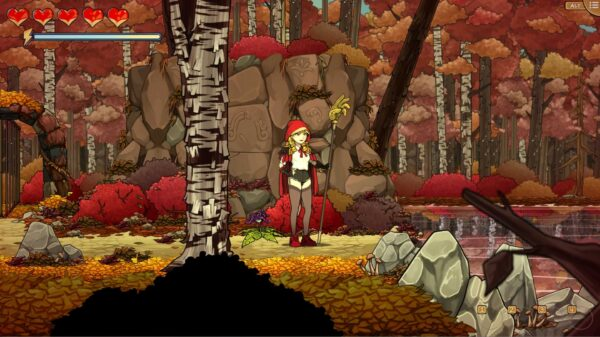 Scarlet Hood and the Wicked Wood on Steam