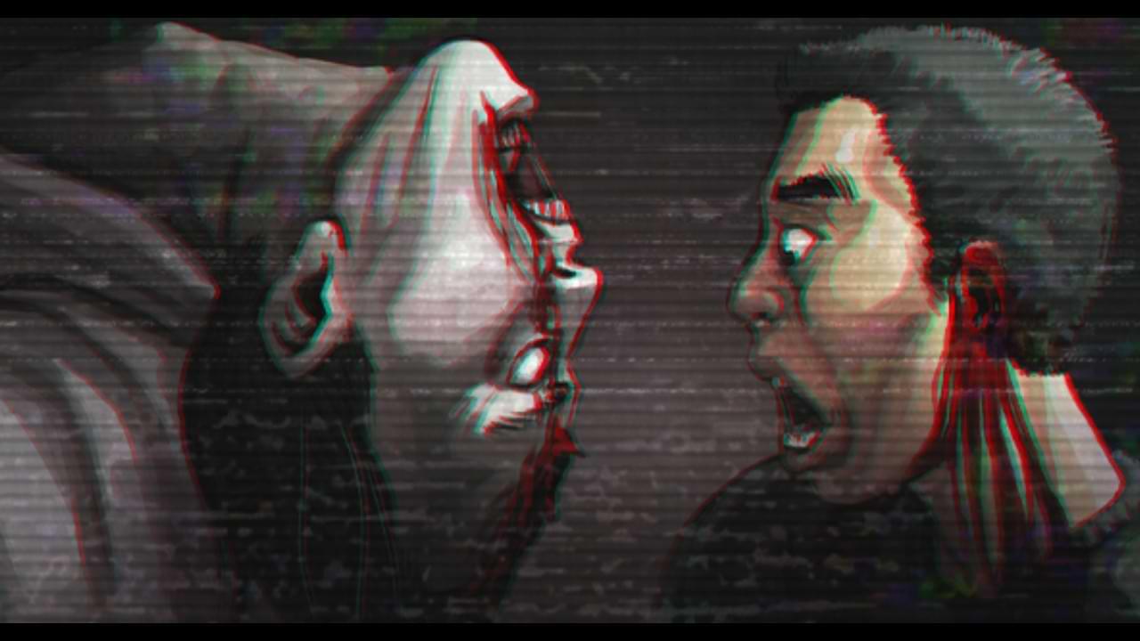Sense A Cyberpunk Ghost Story - Not Spider-Man