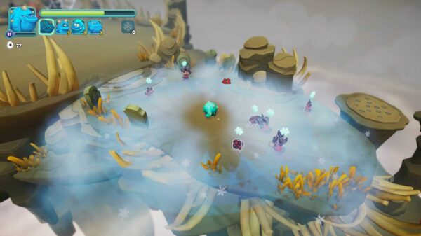 Teratopia out on PC and consoles next week