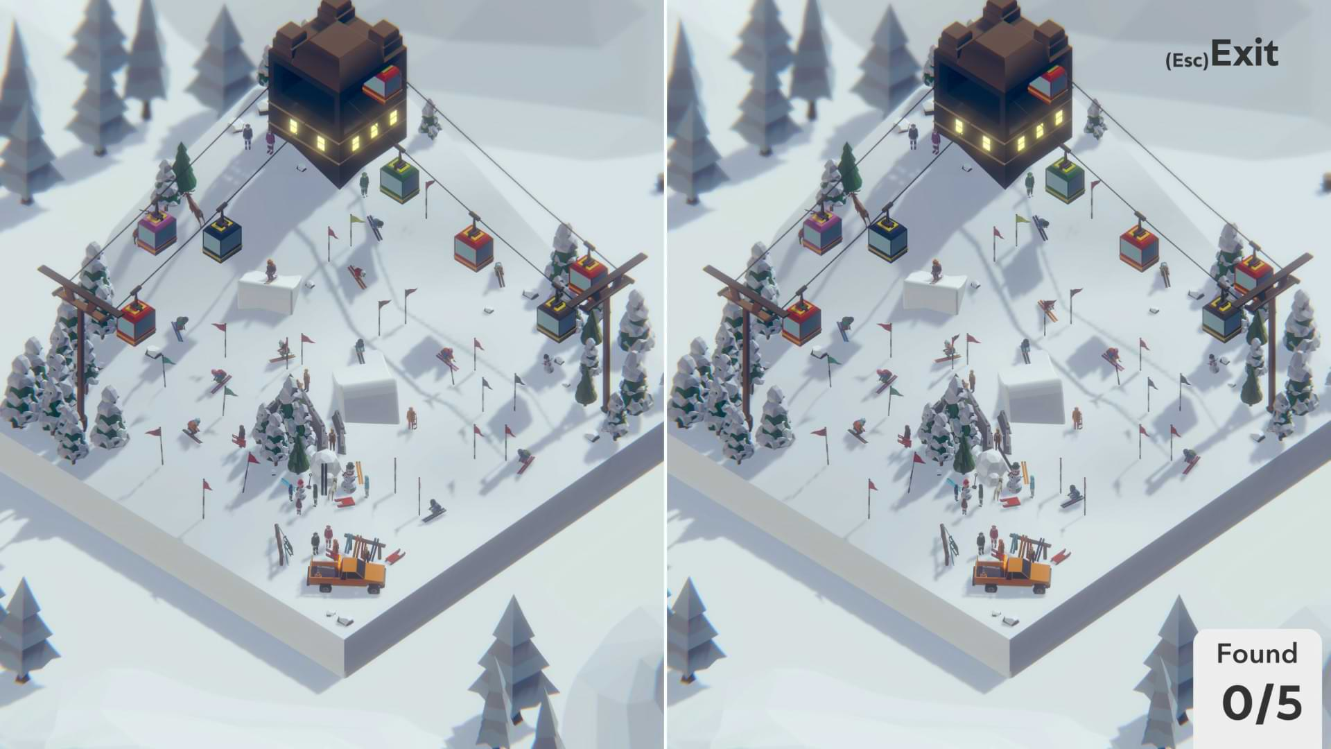 Tiny Lands review - Snow place like home