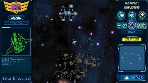 Astrokicker coming to Early Access