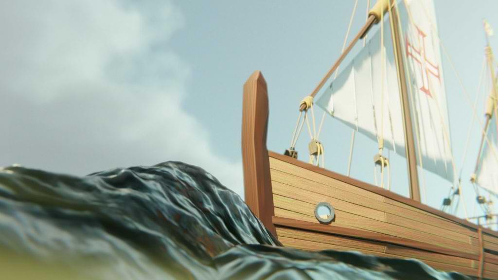 Caravel Set Forth alpha gameplay