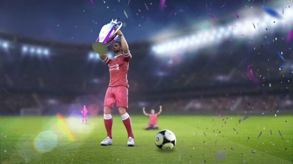 Football Cup 2021 on Switch Today
