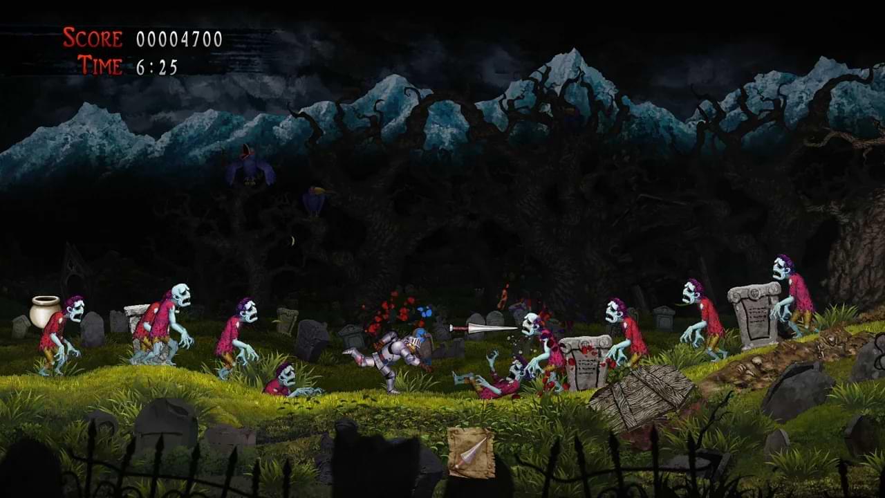 Ghosts 'N Goblins Resurrection - Arthur Is Back!