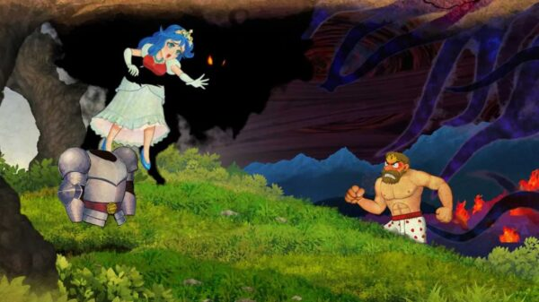 Ghosts 'N Goblins Resurrection out now