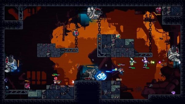 Gravity Heroes out now on Steam