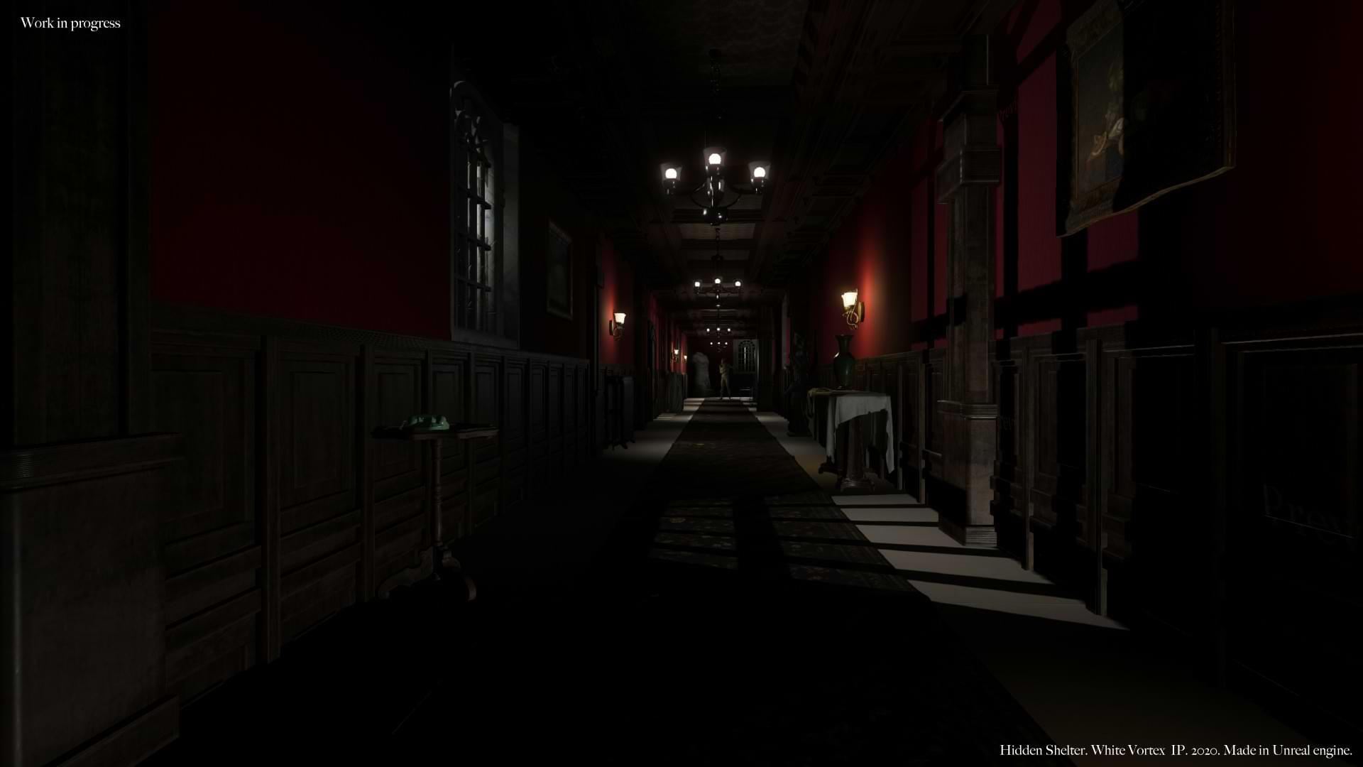 Hidden Shelter out on Steam