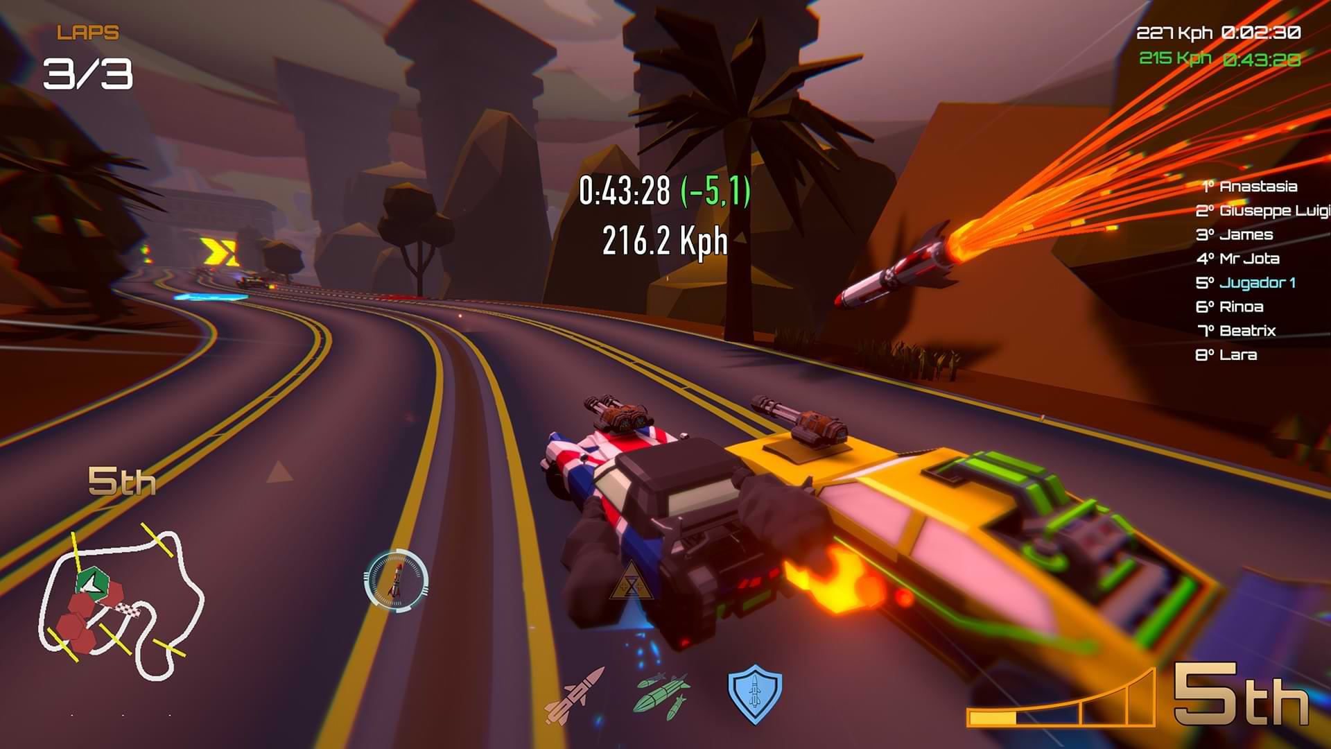 Motor Strike Racing Rampage Early Access Review