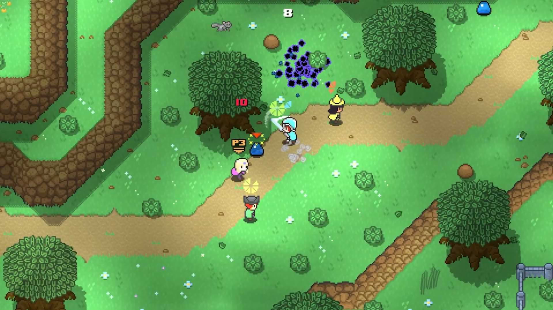 Rogue Heroes Ruins of Tasos Switch Review