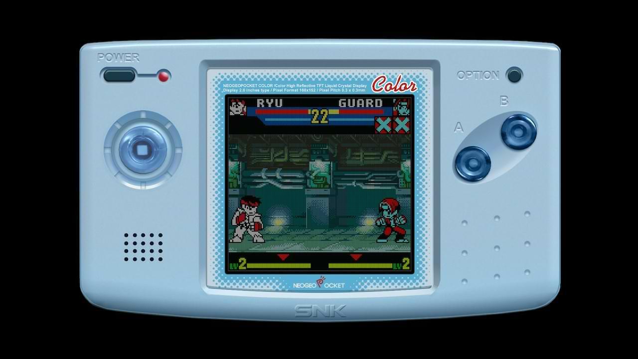 SNK VS Capcom Match Of The Millenium Switch Review - Ryu