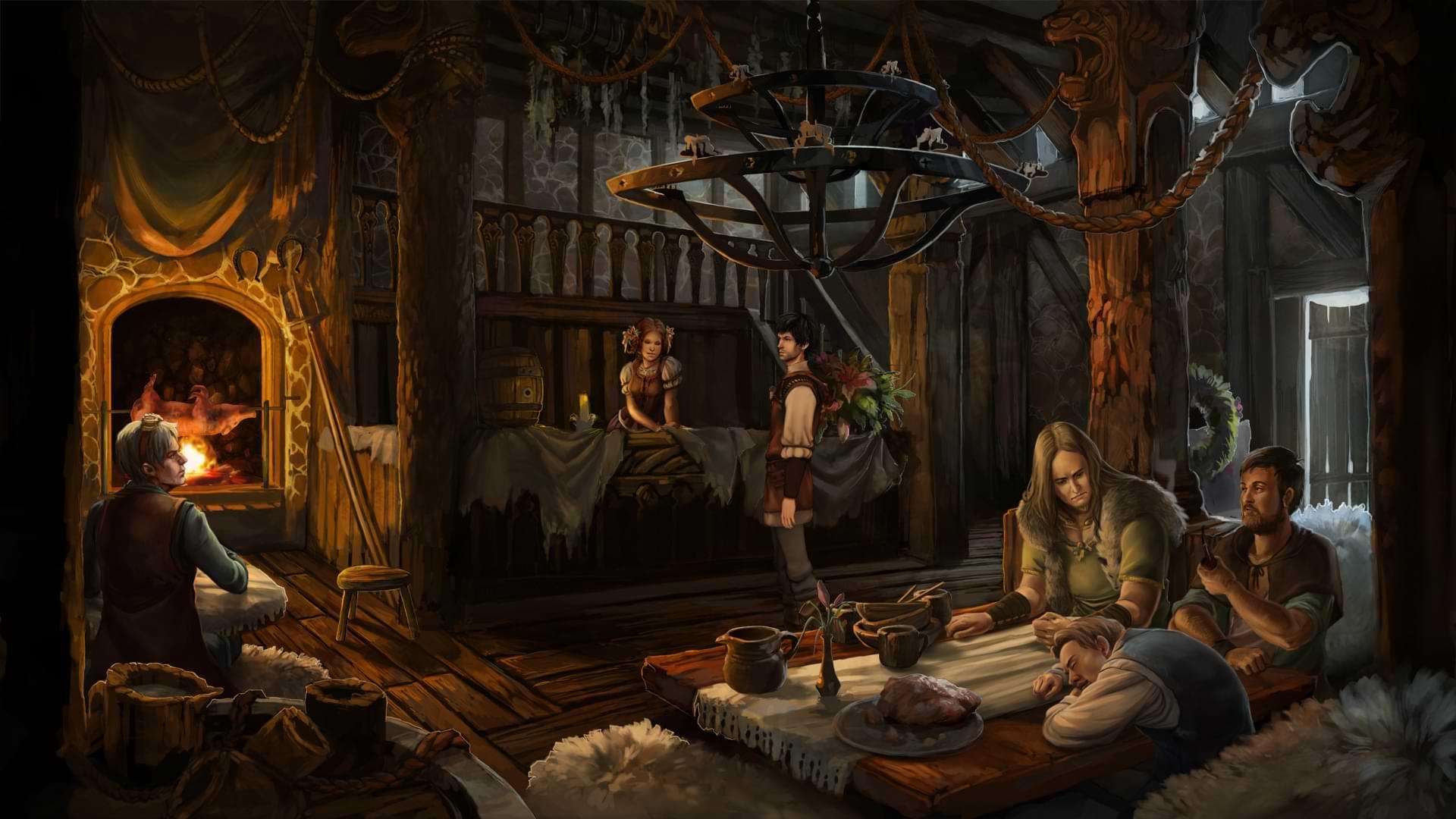 The Dark Eye Memoria PS5 Review - Hilda