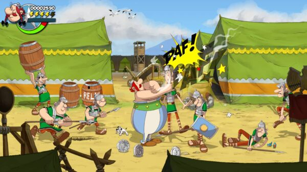 Asterix and Obelix Slap Them All coming soon