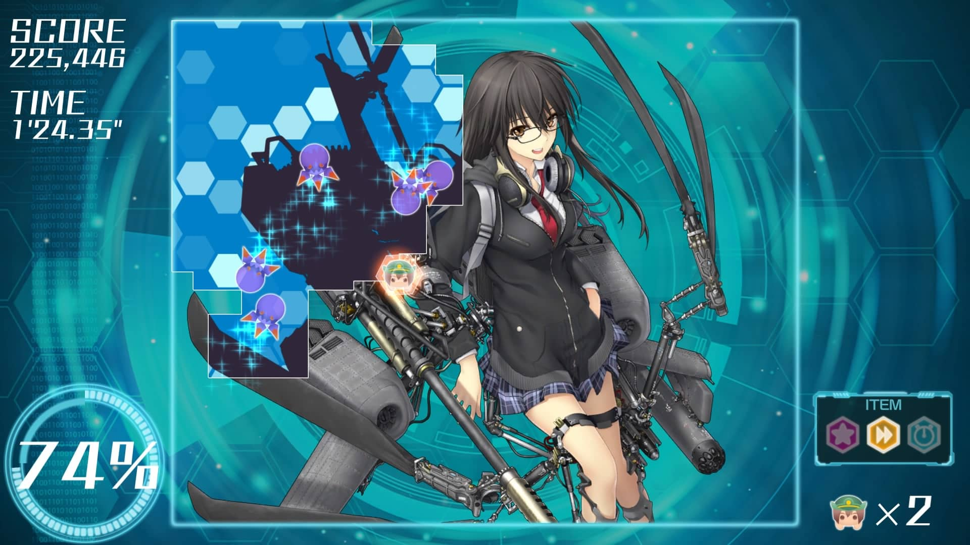 Bishoujo Battle Cyber Panic! Review - Almost