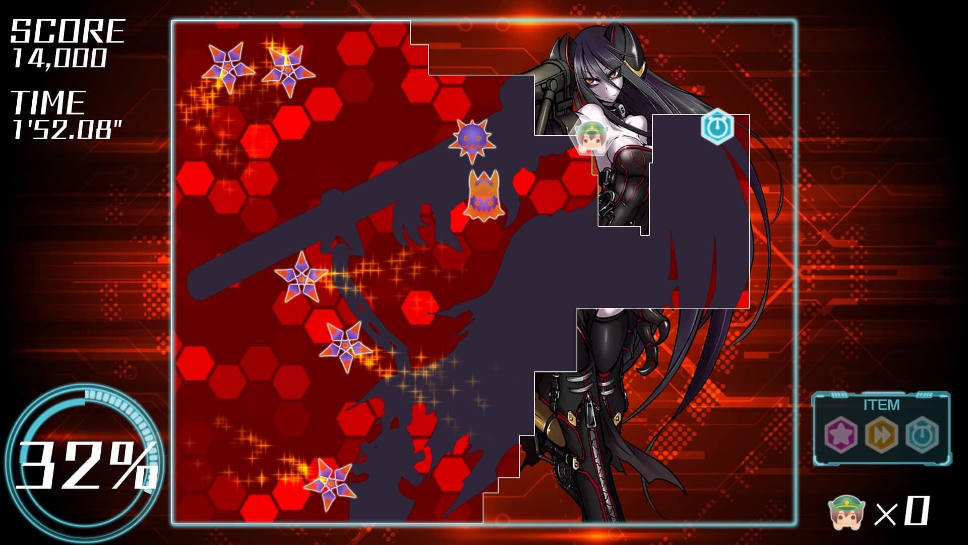 Bishoujo Battle Cyber Panic! Review - Crimson