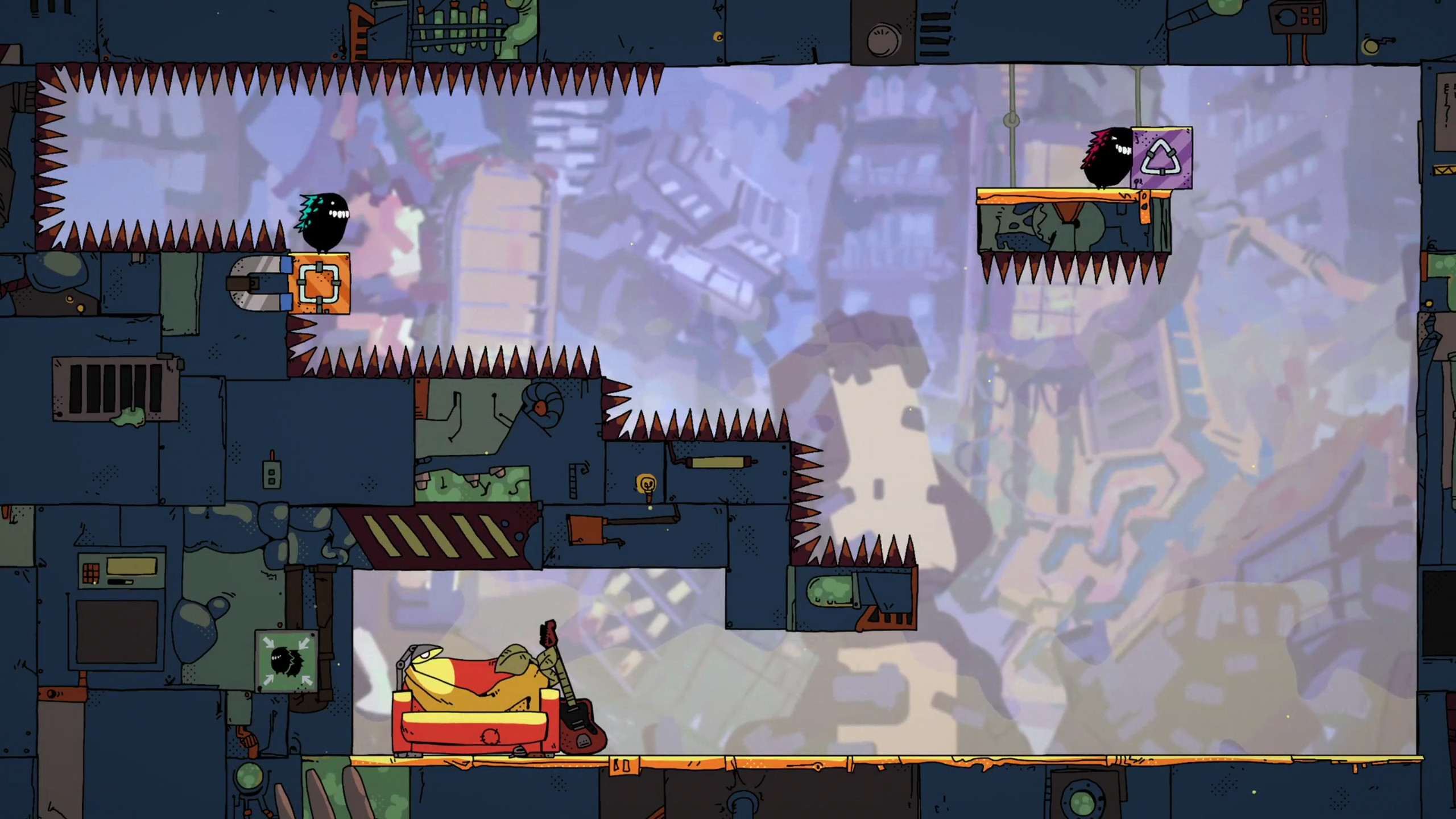 Couch Monsters coming to PC