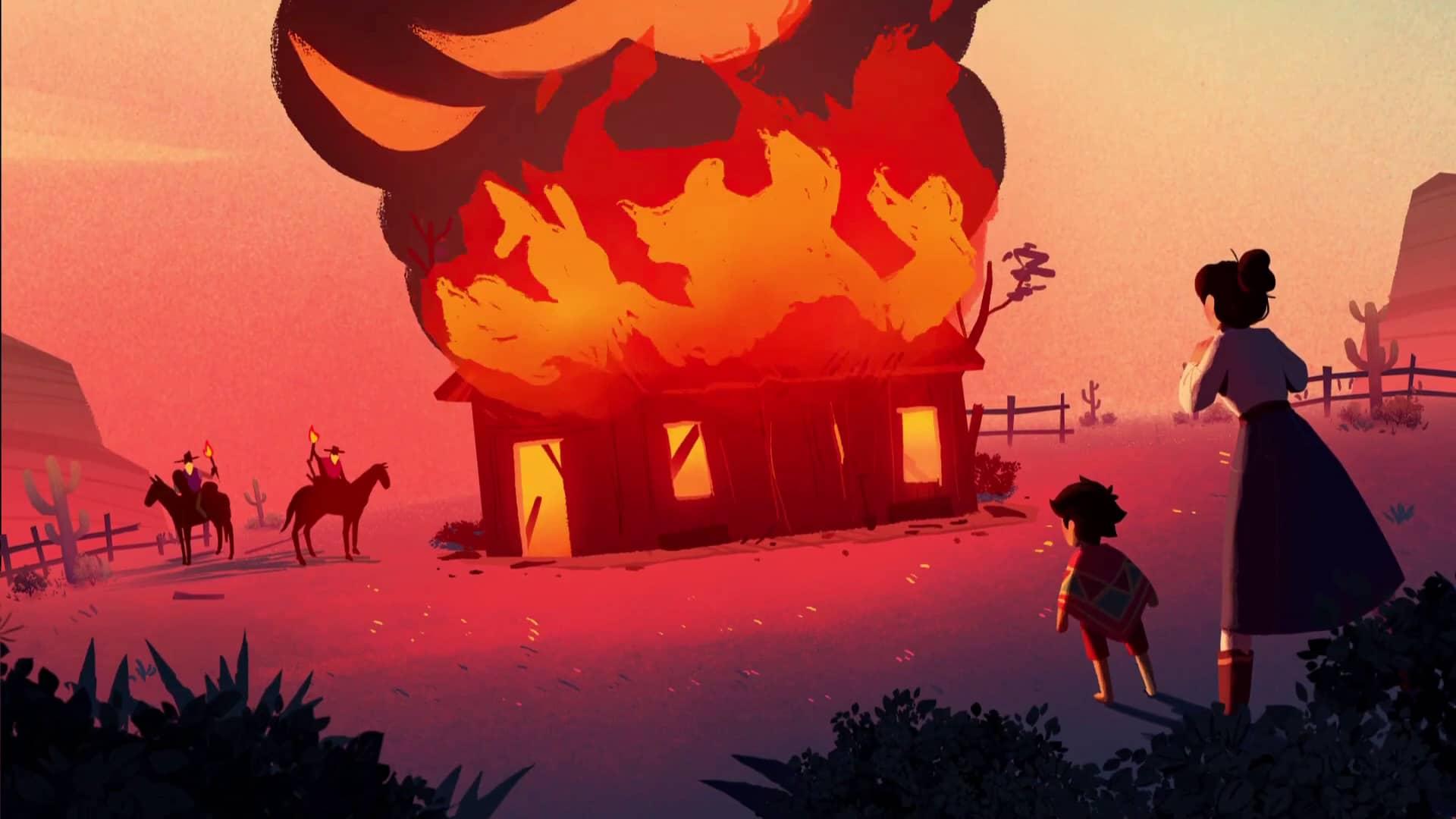 El Hijo - A Wild West Tale out next week