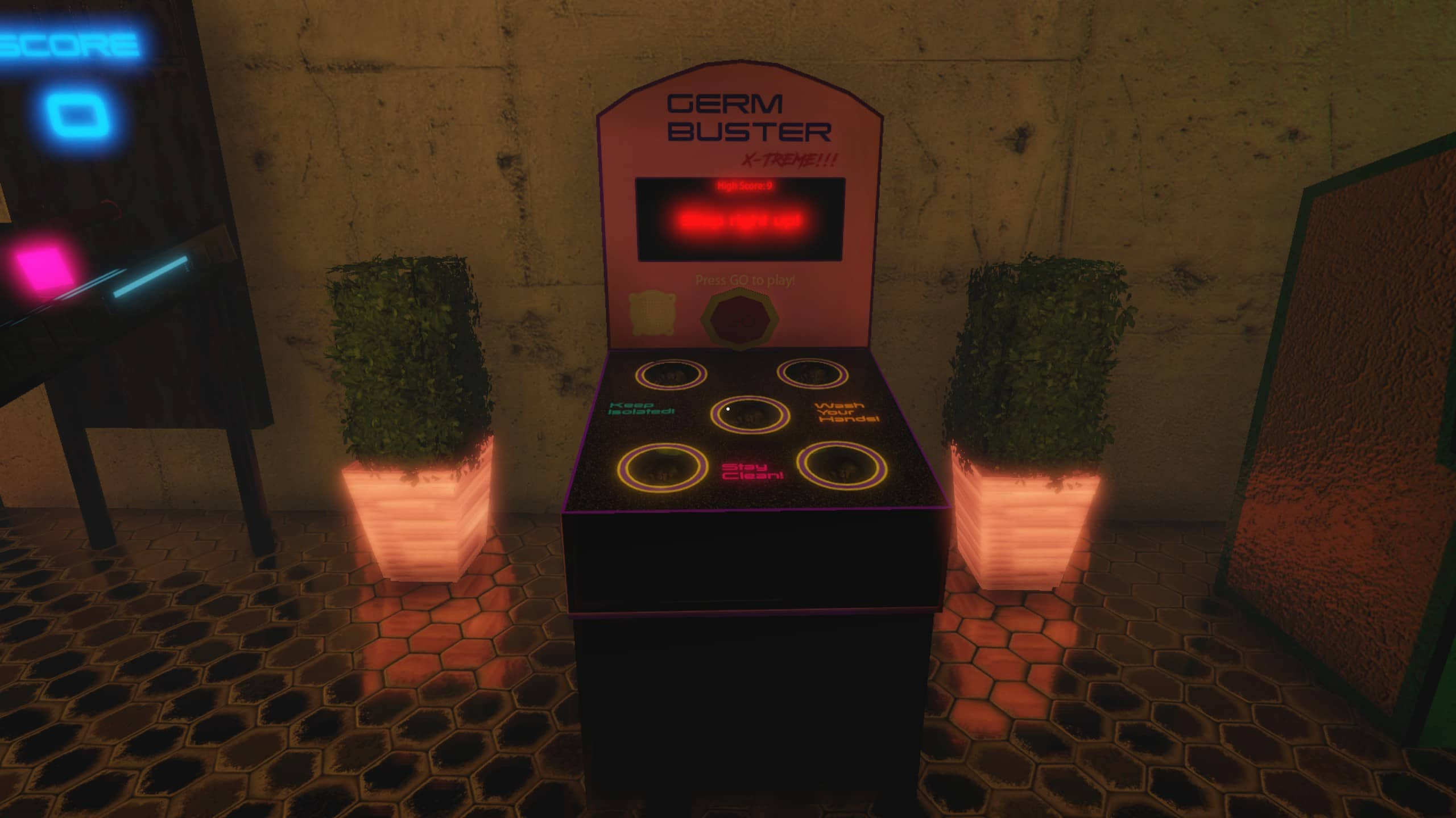 Isolationist Nightclub Simulator Review - Topical