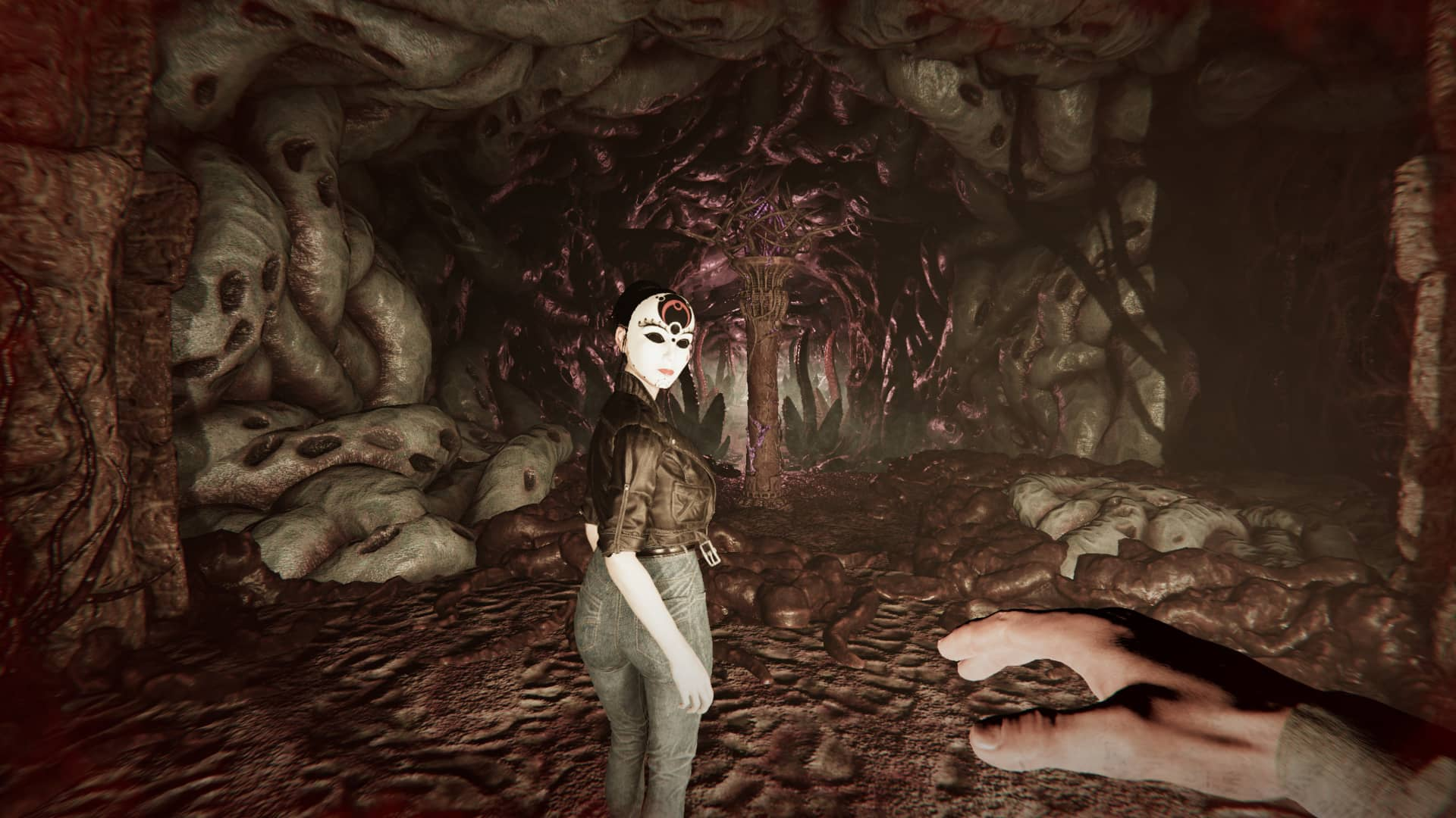 Lust From Beyond Review - Kabuki is a dark art