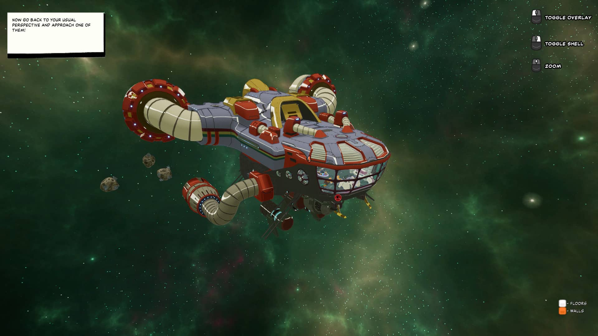 Oddyssey Your Space, Your Way on Early Access