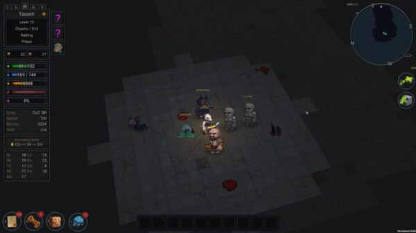 Ultimate ADOM Caverns Of Chaos Early Access